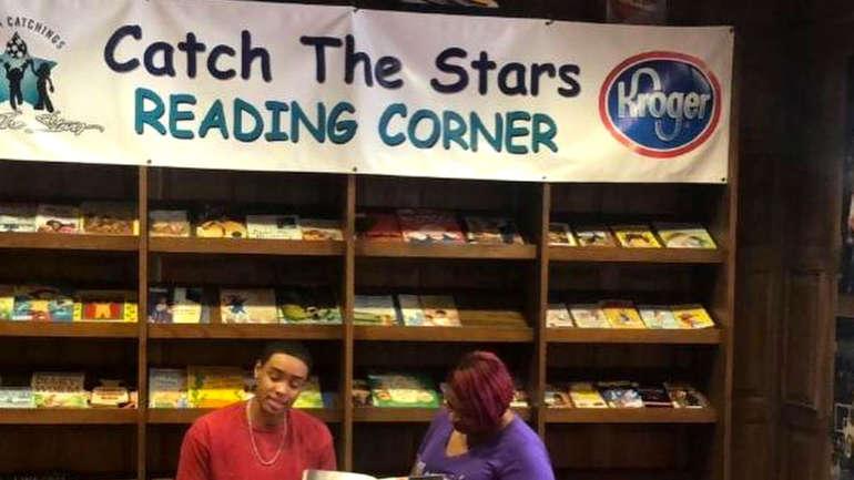 Catch A Star Foundation Reading Corner