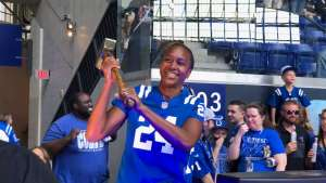 Tamika Catchings Colts