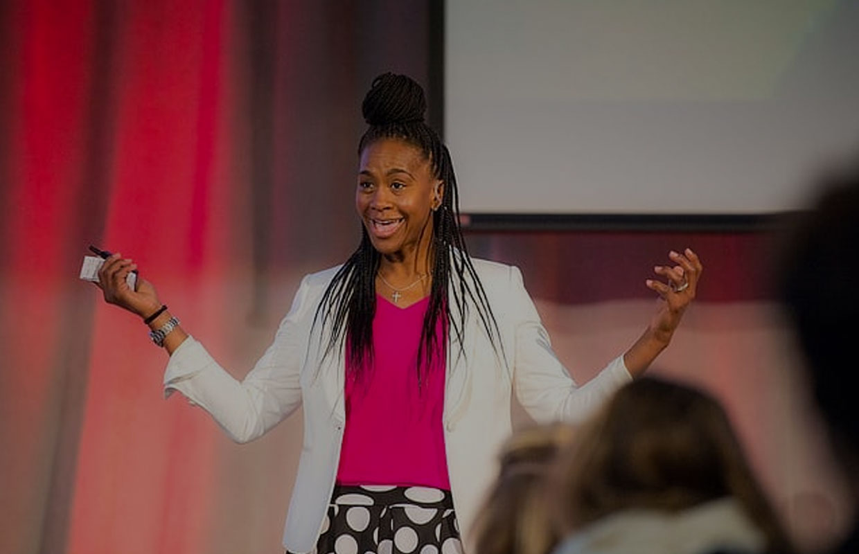 Tamika Catchings Tedx