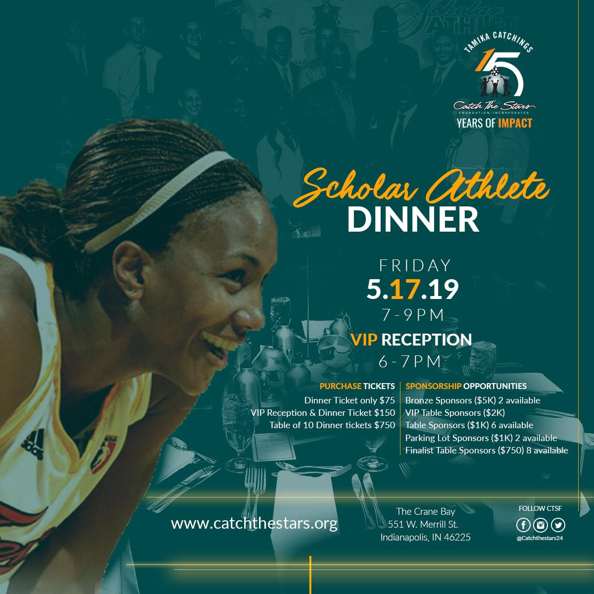 Scholar Athlete Dinner
