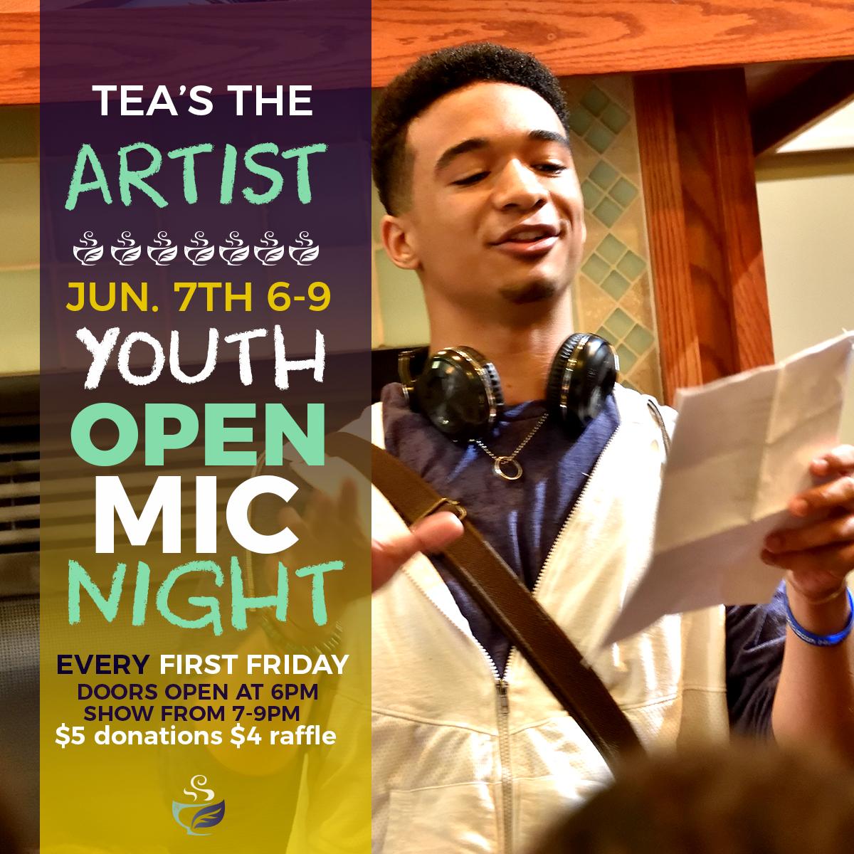 Tea's The Artist