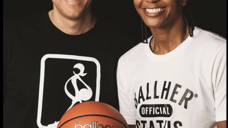 Dream catchers: Ballher Brand inks Tamika Catchings, eyes big things