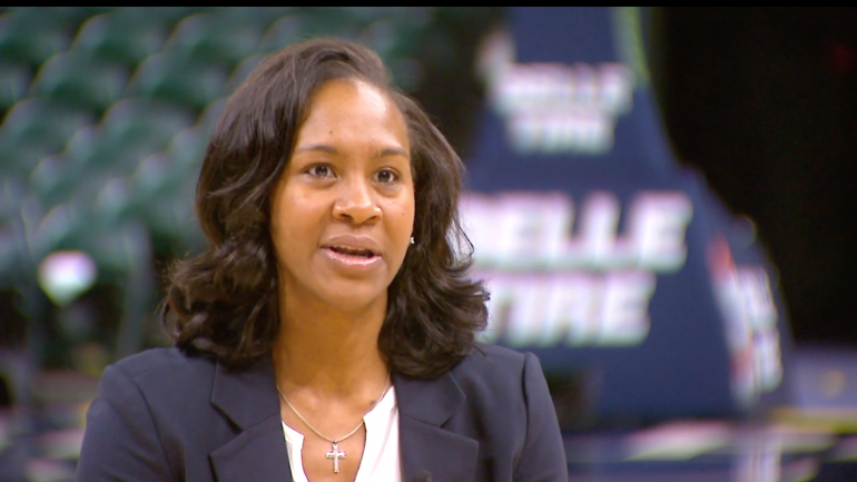 Celebrating Black History: Tamika Catchings