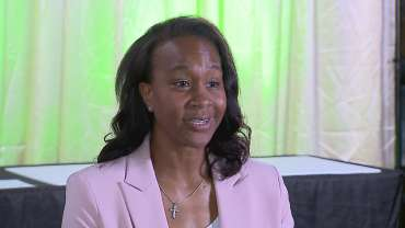 Tamika Catchings honors scholar athletes during virtual celebration